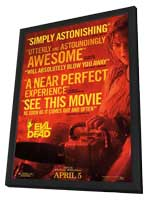Evil Dead - 11 x 17 Movie Poster - Style B - in Deluxe Wood Frame