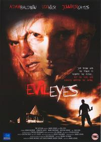 Evil Eyes - 11 x 17 Movie Poster - Style A