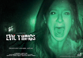Evil Things - 11 x 17 Movie Poster - Style A