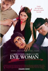 Evil Woman - 27 x 40 Movie Poster - Style A