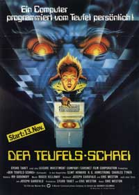 Evilspeak - 27 x 40 Movie Poster - German Style A
