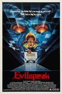 Evilspeak - 11 x 17 Movie Poster - Style A