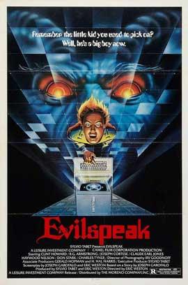 Evilspeak - 27 x 40 Movie Poster - Style A