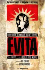 Evita (Broadway) - 14 x 22 Poster - Style A