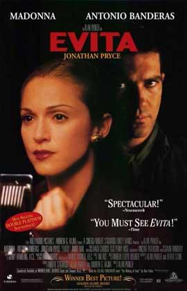 Evita - 11 x 17 Movie Poster - Style C