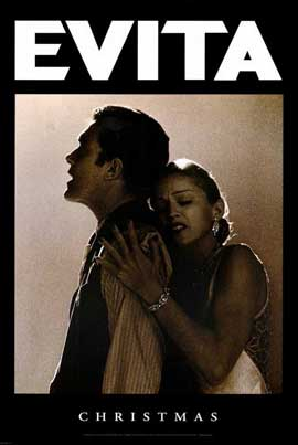 Evita - 11 x 17 Movie Poster - Style D