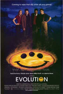 Evolution - 11 x 17 Movie Poster - Style A