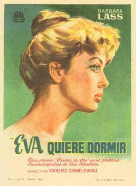 Ewa chce spac - 11 x 17 Movie Poster - Spanish Style A