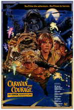 The Ewok Adventure - 27 x 40 Movie Poster - Style B