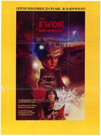 The Ewok Adventure - 11 x 17 Movie Poster - Style C