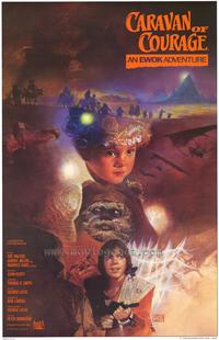 The Ewok Adventure - 27 x 40 Movie Poster - Style A