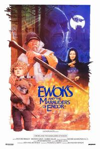 Ewoks: The Battle for Endor - 27 x 40 Movie Poster - Style A