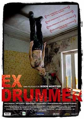 Ex Drummer - 27 x 40 Movie Poster - Spanish Style C