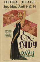 Ex-Lady - 11 x 17 Movie Poster - Style B