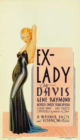 Ex-Lady - 11 x 17 Movie Poster - Style A