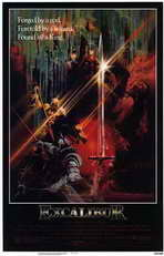 Excalibur - 11 x 17 Movie Poster - Style A