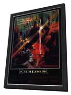 Excalibur - 11 x 17 Movie Poster - Style A - in Deluxe Wood Frame