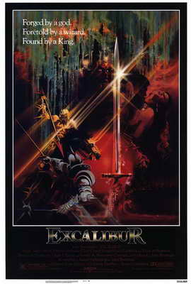 Excalibur - 27 x 40 Movie Poster - Style A