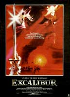 Excalibur - 11 x 17 Movie Poster - Belgian Style A