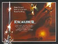 Excalibur - 30 x 40 Movie Poster UK - Style A