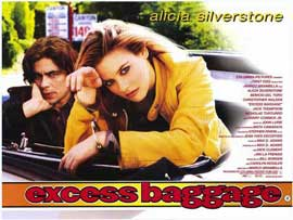 Excess Baggage - 11 x 17 Poster - Foreign - Style A