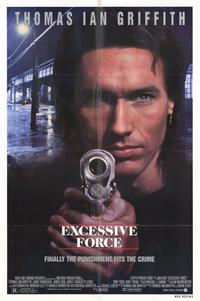 Excessive Force - 11 x 17 Movie Poster - Style A