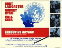 Executive Action - 11 x 14 Movie Poster - Style A