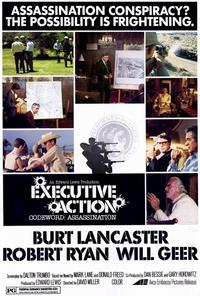 Executive Action - 27 x 40 Movie Poster - Style A