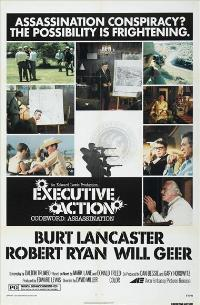 Executive Action - 27 x 40 Movie Poster - Style B