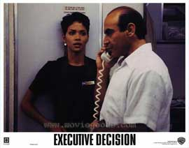 Executive Decision - 11 x 14 Movie Poster - Style H