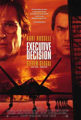 Executive Decision - 27 x 40 Movie Poster - Style A
