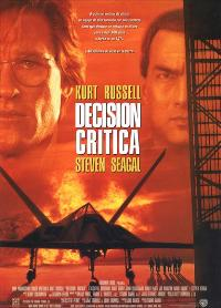 Executive Decision - 11 x 17 Movie Poster - Spanish Style A