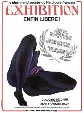Exhibition - 27 x 40 Movie Poster - French Style A