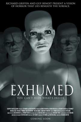 Exhumed - 11 x 17 Movie Poster - Style A