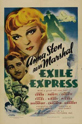 Exile Express - 11 x 17 Movie Poster - Style A