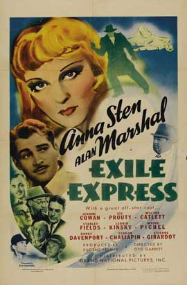 Exile Express - 27 x 40 Movie Poster - Style A