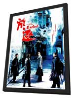 Exiled - 11 x 17 Movie Poster - Chinese Style A - in Deluxe Wood Frame