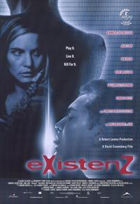eXistenZ - 11 x 17 Movie Poster - Style A