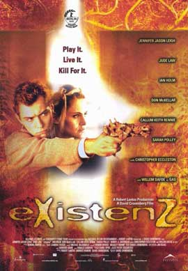 eXistenZ - 11 x 17 Movie Poster - Style B