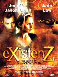 eXistenZ - 11 x 17 Movie Poster - Spanish Style A