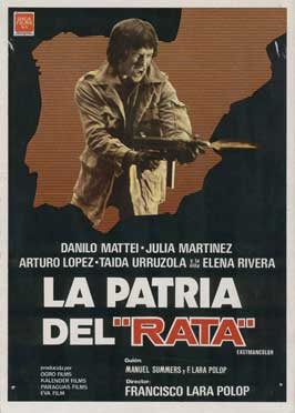 Exit: Dead End - 11 x 17 Movie Poster - Spanish Style A