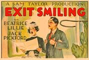 Exit Smiling - 11 x 17 Movie Poster - Style A