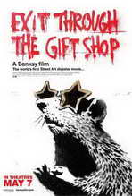 Exit Through the Gift Shop - 27 x 40 Movie Poster - Canadian Style A