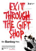 Exit Through the Gift Shop - 27 x 40 Movie Poster - German Style A