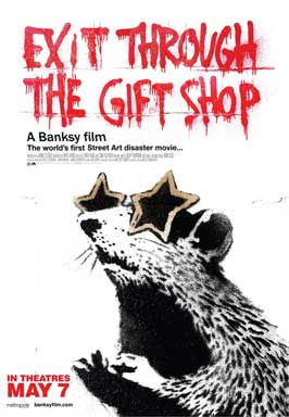 Exit Through the Gift Shop - 11 x 17 Movie Poster - Canadian Style A