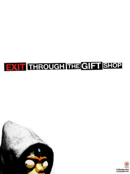 Exit Through the Gift Shop - 27 x 40 Movie Poster - UK Style A