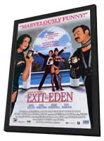 Exit to Eden - 27 x 40 Movie Poster - Style A - in Deluxe Wood Frame
