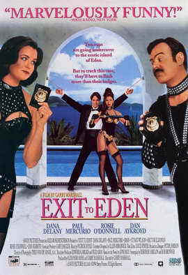 Exit to Eden - 11 x 17 Movie Poster - Style A