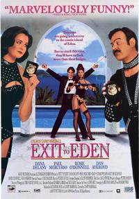 Exit to Eden - 27 x 40 Movie Poster - Style A