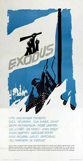 Exodus - 20 x 40 Movie Poster - Style A